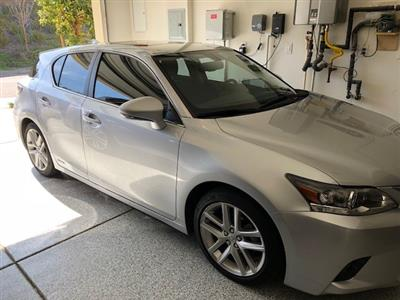 2016 Lexus CT 200h lease in Los Angeles,CA - Swapalease.com