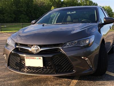 2016 Toyota Camry lease in Muskego,WI - Swapalease.com