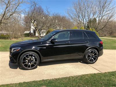 2017 Mercedes-Benz GLC-Class lease in Saint Charles,IL - Swapalease.com