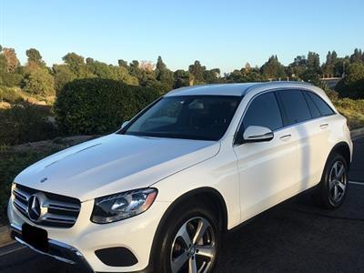 2016 Mercedes-Benz GLC-Class lease in Irvine,CA - Swapalease.com