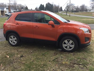 2016 Chevrolet Trax lease in New Castle ,PA - Swapalease.com