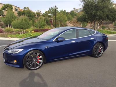 2017 Tesla Model S lease in Irvine,CA - Swapalease.com