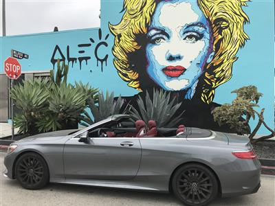 2017 Mercedes-Benz S-Class Cabriolet lease in Los Angeles,CA - Swapalease.com