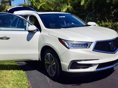 2017 Acura MDX lease in Colts Neck,NJ - Swapalease.com