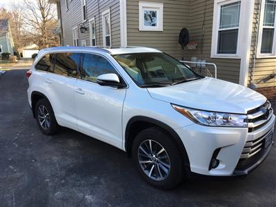 2017 Toyota Highlander lease in Cleveland Heights,OH - Swapalease.com