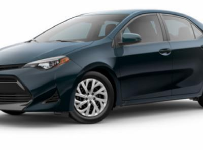 2017 Toyota Corolla lease in Washington,DC - Swapalease.com