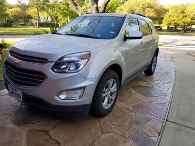 2017 Chevrolet Equinox lease in Houston,TX - Swapalease.com