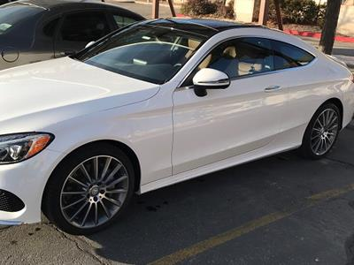 2017 Mercedes-Benz C-Class lease in West Haven,UT - Swapalease.com