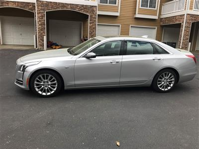 2016 Cadillac CT6 lease in Greer,SC - Swapalease.com