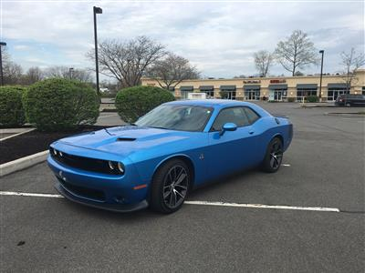 2016 Dodge Challenger lease in Bluffton,SC - Swapalease.com