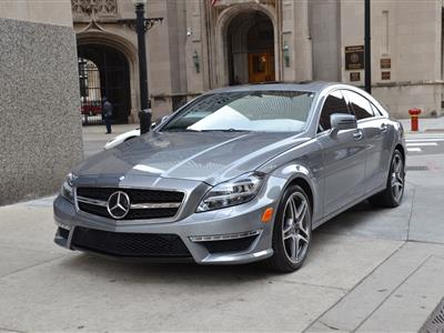 2016 Mercedes-Benz CLS-Class lease in Gibsonia,PA - Swapalease.com