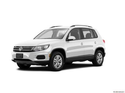 2016 Volkswagen Tiguan lease in Falls Church,VA - Swapalease.com