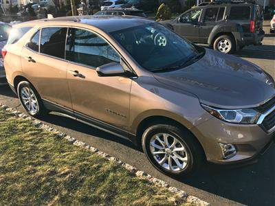 2018 Chevrolet Equinox lease in Dumont,NJ - Swapalease.com