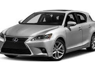 2017 Lexus CT 200h lease in Vallejo,CA - Swapalease.com