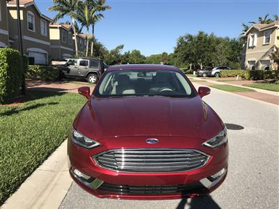 2017 Ford Fusion lease in Boynton Beach,FL - Swapalease.com