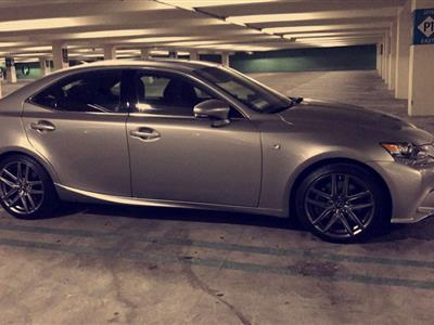 2016 Lexus IS 200t F Sport lease in Calabasas,CA - Swapalease.com