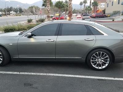 2017 Cadillac CT6 lease in Henderson,NV - Swapalease.com