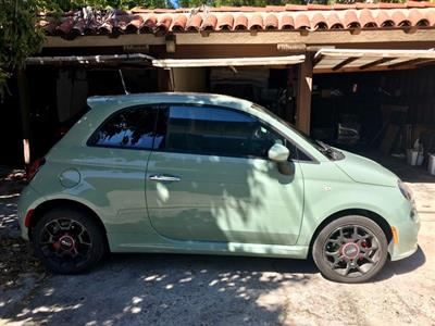 2016 Fiat 500 lease in Los Angeles,CA - Swapalease.com