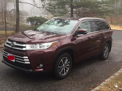 2017 Toyota Highlander lease in Stamford,CT - Swapalease.com