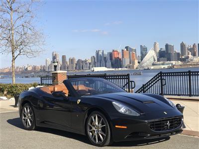 Ferrari california lease special