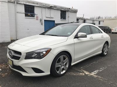 2016 Mercedes-Benz CLA-Class lease in Paramus,NJ - Swapalease.com