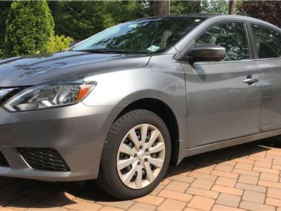 2017 Nissan Sentra lease in teaneck,NJ - Swapalease.com