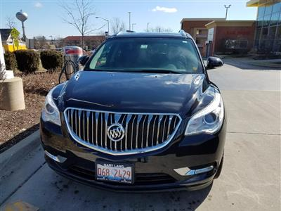 2016 Buick Enclave lease in Hoffman Estates,IL - Swapalease.com