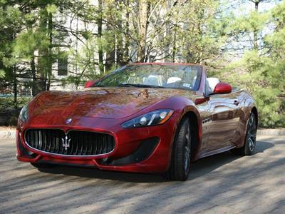 2016 Maserati GranTurismo lease in Franklin Lakes,NJ - Swapalease.com