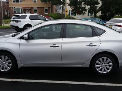 2017 Nissan Sentra lease in PASSAIC,NJ - Swapalease.com