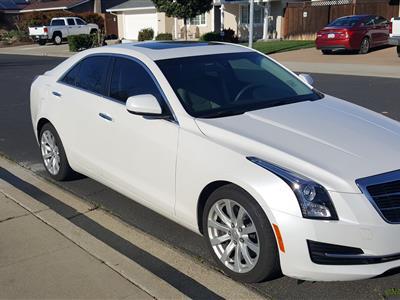 2017 Cadillac ATS lease in Mesa,AZ - Swapalease.com
