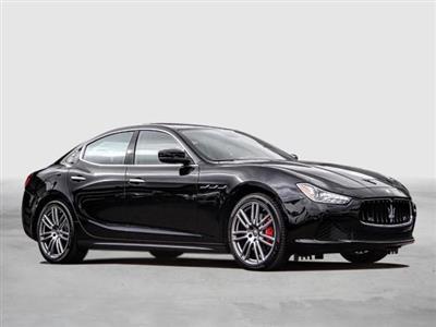 2017 Maserati Ghibli lease in LA,CA - Swapalease.com