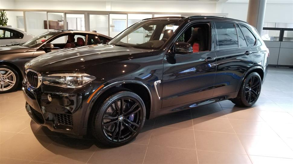 2018 BMW X5 M lease in Hackensack, NJ