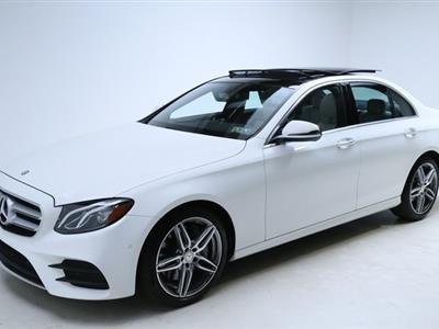 2017 Mercedes-Benz E-Class lease in Palm Beach,FL - Swapalease.com