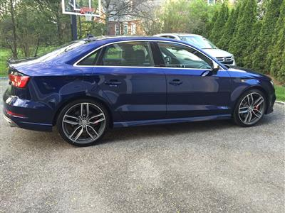 2017 Audi S3 lease in White Plains,NY - Swapalease.com