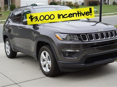 2018 Jeep Compass lease in Waxhaw,NC - Swapalease.com