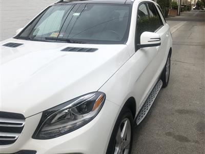 2017 Mercedes-Benz GLE-Class lease in Toluca Lake,CA - Swapalease.com