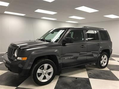 2017 Jeep Patriot lease in Commerce Twp,MI - Swapalease.com