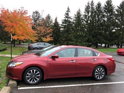 2017 Nissan Altima lease in Farmington Hills,MI - Swapalease.com