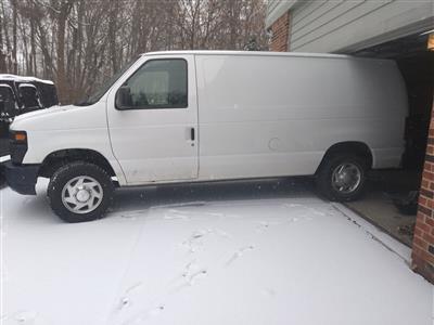 2013 Ford E-Series Cargo lease in Berkley,MI - Swapalease.com