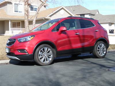 2017 Buick Encore lease in Lino Lakes,MN - Swapalease.com
