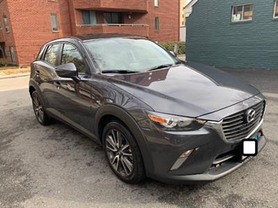 2017 Mazda CX-3 lease in Washington,DC - Swapalease.com