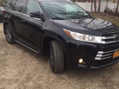 2017 Toyota Highlander lease in Hempstead,NY - Swapalease.com
