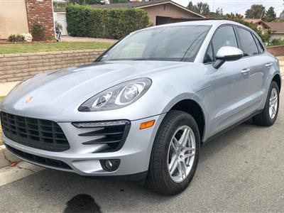 2018 Porsche Macan lease in LA,CA - Swapalease.com