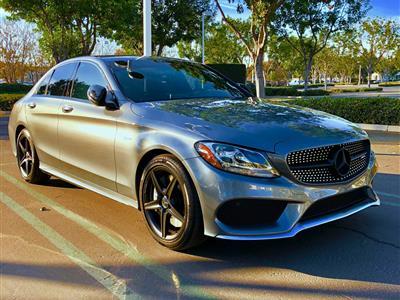 2017 Mercedes-Benz C-Class lease in Long Beach,CA - Swapalease.com