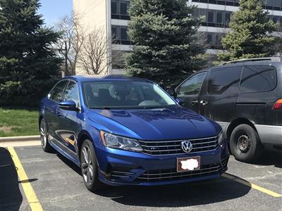 2016 Volkswagen Passat lease in Libertyville,IL - Swapalease.com