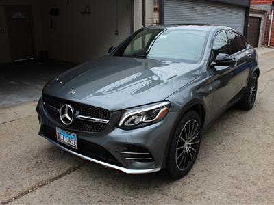 2017 Mercedes-Benz GLC-Class Coupe lease in Chicago,IL - Swapalease.com