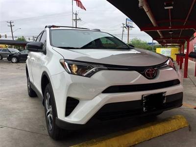 2017 Toyota RAV4 lease in houston,TX - Swapalease.com
