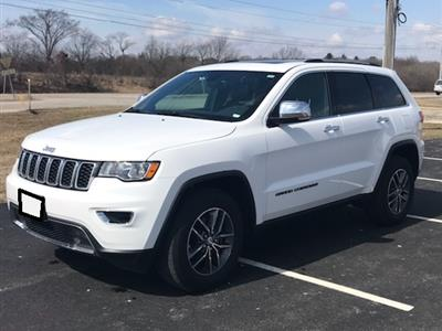 2017 Jeep Grand Cherokee lease in Palatine,IL - Swapalease.com