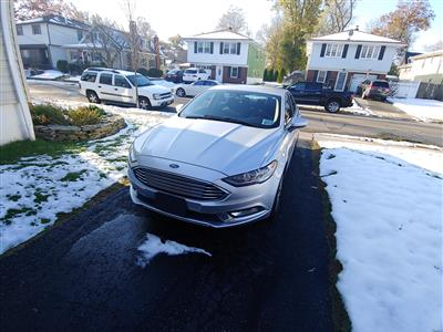 2017 Ford Fusion lease in Hackensack,NJ - Swapalease.com
