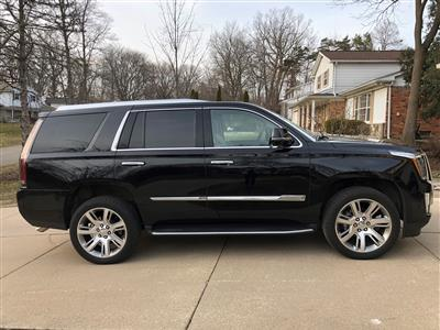 2017 Cadillac Escalade lease in West Bloomfield,MI - Swapalease.com